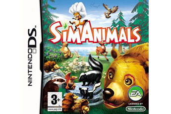 Jeux DS / DSI SIM ANIMALS Electronic Arts