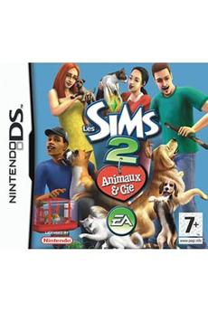 Jeux DS / DSI SIMS2 ANIMAUX&CIE DS Electronic Arts