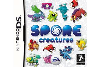 Jeux DS / DSI SPORE CREATURE Electronic Arts