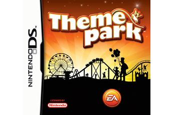 Jeux DS / DSI THEME PARK Electronic Arts
