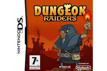 Jeux DS / DSI DUNGEON RAIDERS Focus