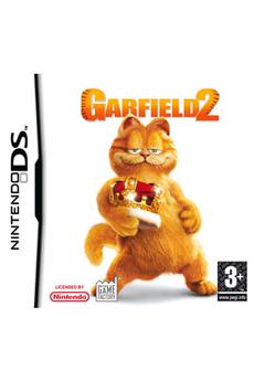 Jeux DS / DSI GARFIELD 2 DS Kochmedia