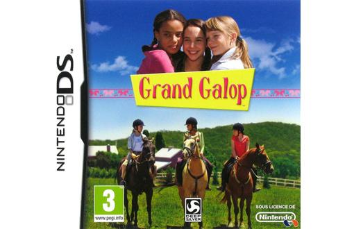 Jeux DS / DSI GRAND GALOP DS Kochmedia