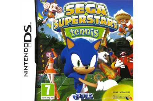 Jeux DS / DSI SEGA SUPERSTARS TENNIS Kochmedia