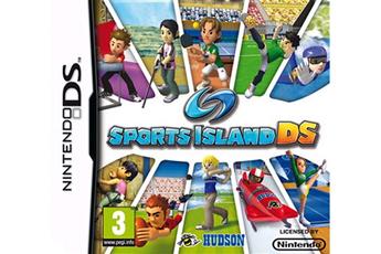 Jeux DS / DSI SPORTS ISLAND Konami