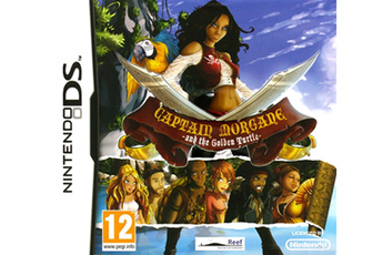 Jeux DS / DSI CAPTAIN MORGAN Micro Application