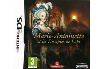 Jeux DS / DSI Marie Antoinette : Disciple de Loki Nemopolis
