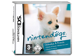 Jeux DS / DSI NINTENDOGS CHIHUAHUA AND FRIENDS Nintendo