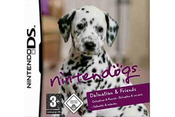 Jeux DS / DSI NINTENDOGS DALMATIEN ET SES AMIS Nintendo