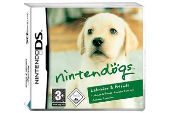 Jeux DS / DSI NINTENDOGS LABRADOR AND FRIENDS Nintendo