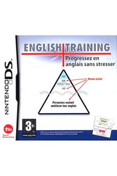 Jeux DS / DSI ENGLISH TRAINING DS Nintendo