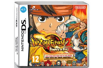 Jeux DS / DSI INAZUMA ELEVEN 2 TEMPETE DE FEU Nintendo