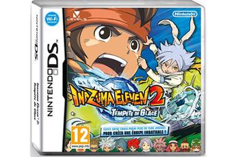 Jeu Nintendo DS - Inazuma Eleven 2 - Tempête de Glace