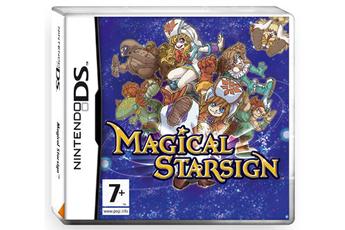 Jeux DS / DSI MAGICAL STARSIGN Nintendo