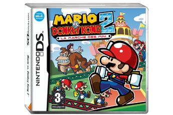 Jeux DS / DSI MARIO VS DONKEY KONG 2 Nintendo