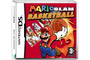Jeux DS / DSI MARIOSLAM BASKET Nintendo