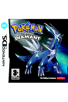 Jeux DS / DSI POKEMON DIAMANT Nintendo