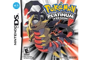 Jeux DS / DSI POKEMON PLATINE Nintendo