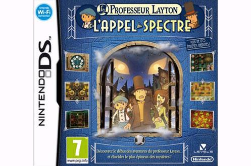 Nintendo PROFESSEUR LAYTON ET L'APPEL DU SPECTRE