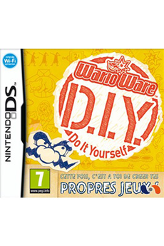 Jeux DS / DSI WARIO WARE:DO YSF DS Nintendo