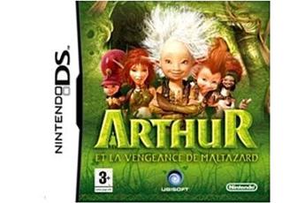 Jeux DS / DSI ARTHUR ET MALTAZ Ubisoft