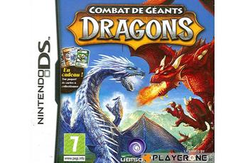 Jeux DS / DSI DRAGONS COMBATS Ubisoft