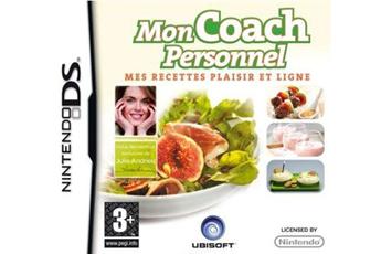 Jeux DS / DSI MON COACH & LIGNE Ubisoft