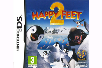 Jeux DS / DSI HAPPY FEET 2 Warner