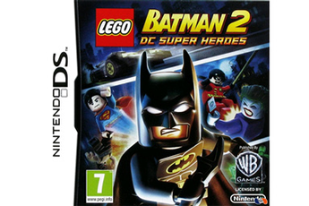 Jeux DS / DSI LEGO BATMAN 2 : DC SUPER HEROES Warner