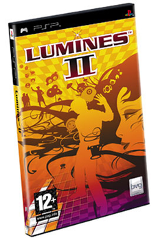 Jeux PSP LUMINES 2 PSP Buena Vista Games