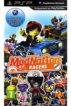 Jeux PSP MODNATION PSP Sony