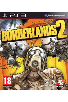 Jeux PS3 BORDERLANDS 2 2k Sports