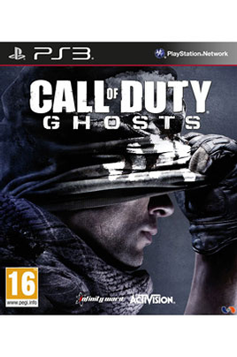 jeux ps3 activision call of duty ghosts. Black Bedroom Furniture Sets. Home Design Ideas