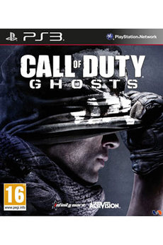 Jeux PS3 CALL OF DUTY : GHOSTS Activision