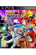 Jeux PS3 Bandai Dragon Ball Z : Battle of Z
