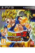 Jeux PS3 Bandai DRAGON BALL Z : ULTIMATE TENKAICHI