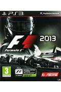 Jeux PS3 Bandai F1 2013