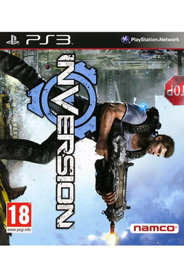 Jeux PS3 Bandai INVERSION