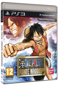 Jeux PS3 ONE PIECE PIRATE WARRIORS Bandai