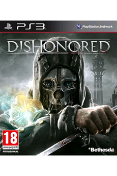 Jeux PS3 DISHONORED Bethesda Softworks