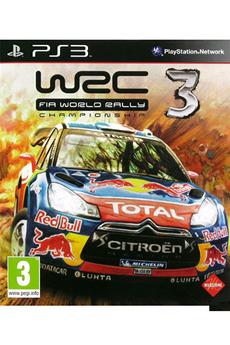 Jeux PS3 WRC 3 Bigben
