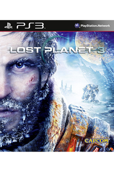 CAPCOM Jeux PS3 LOST PLANET 3   PS3 5055060928424