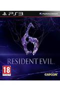 Jeux PS3 Capcom RESIDENT EVIL 6