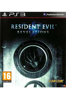 Jeux PS3 Capcom RESIDENT EVIL : REVELATIONS