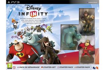 Disney Infinity - Pack de démarrage PS3