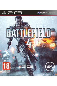 Jeux PS3 BATTLEFIELD 4 Electronic Arts
