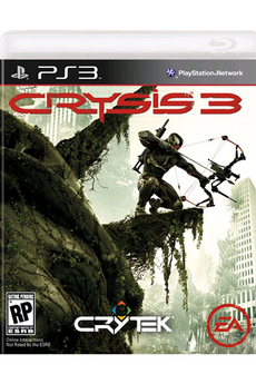 Jeux PS3 Electronic Arts CRYSIS 3
