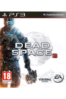Jeux PS3 DEAD SPACE 3 Electronic Arts