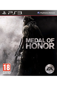 Jeux PS3 MEDAL OF HONOR Electronic Arts