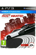 Jeux PS3 Electronic Arts NEED FOR SPEED MOST WANTED